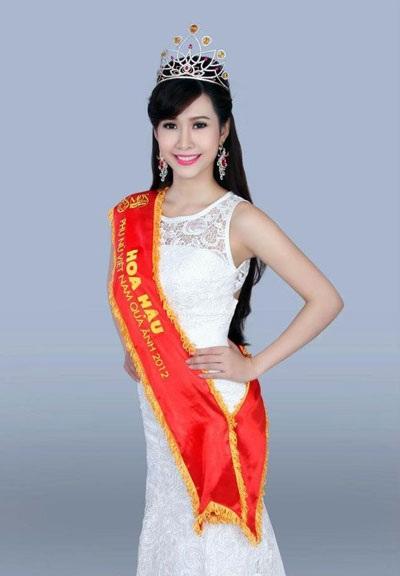 Hoa hậu PNVN qua ảnh 2012 Phan Thu Quyên sẽ giao lưu với khán giả trong Ngày hội