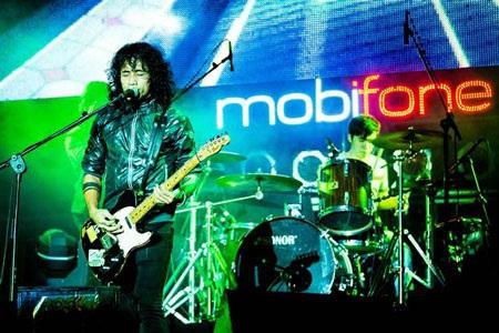 PAK Band mang đến màu sắc mới cho MobiFone RockStorm 2013