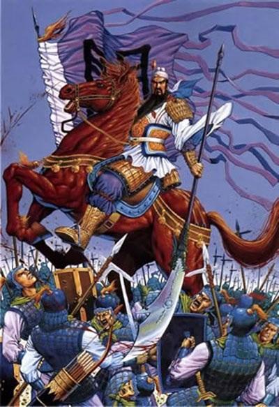 Hình ảnh Bạch Long Mã được tái hiện trong bộ phim dài kỳ nổi tiếng cùng tên Tây Du Ký