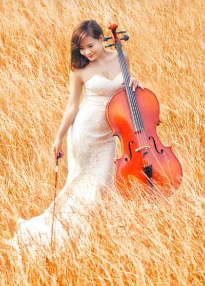 Nữ nghệ sỹ cello Đinh Hoài Xuân vừa ra mắt MV Sóng về đâu
