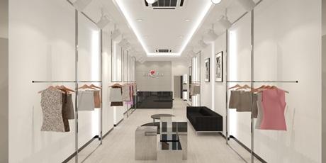 Hình showroom tại Hải Phòng