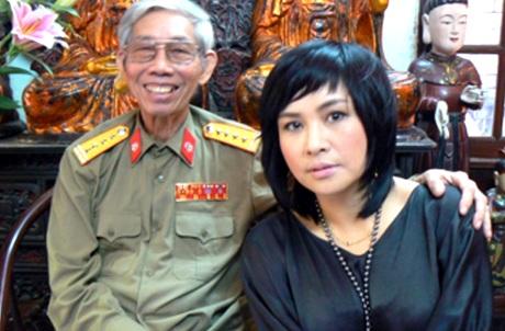 Nhạc sỹ Thuận Yến và con gái Thanh Lam