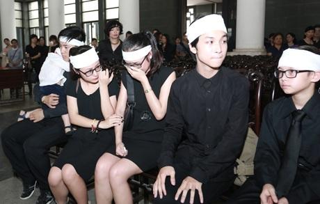 Đối với Thuận Yến, Thanh Lam mãi là cô con gái bé bỏng, dại khờ