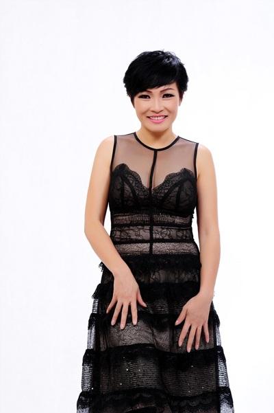 Phương Thanh không thích đóng vai ác khi ngồi nghế giám khảo