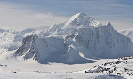 Parker muốn khám phá Nam Cực để hiểu thêm về biến đổi khí hậu