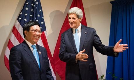 Hoa Kỳ cung cấp 4,2 triệu đô la giúp Việt Nam sớm đạt được TPP