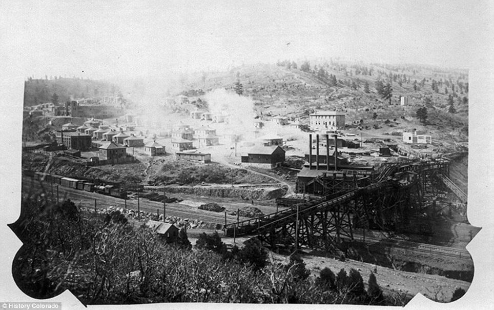 Thị trấn Morley từng là một mỏ than lớn