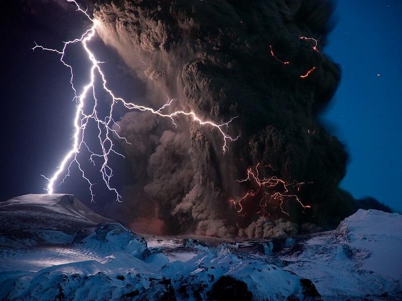 Núi lửa Kamchatka, Nga