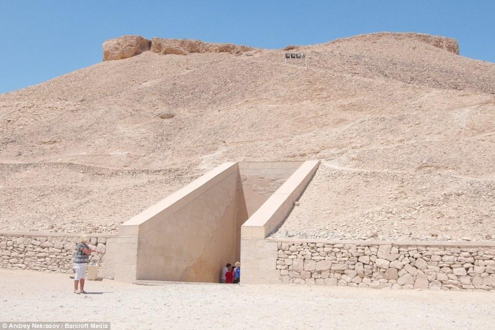 Hoàng đế Ramesses IV được cho là qua đời vào khoảng năm 1150 sau công nguyên