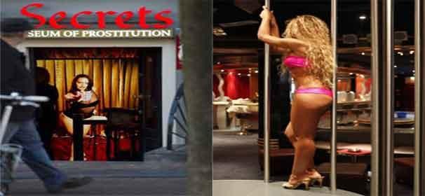 Bảo tàng mại dâm là câu trả lời cho thế giới bí mật của nghề mại dâm