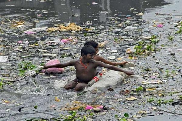 Khoảng 5 triệu dân vẫn đang sống ở khu vực hạ lưu sông Citaru
