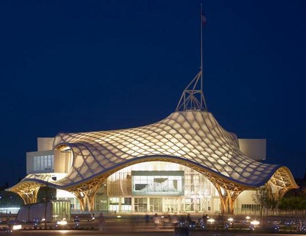 Trung tâm nghệ thuật Pompidou