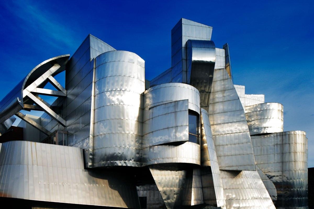 Bảo tàng nghệ Weisman Art Museum, tiểu bang Minnesota, Mỹ