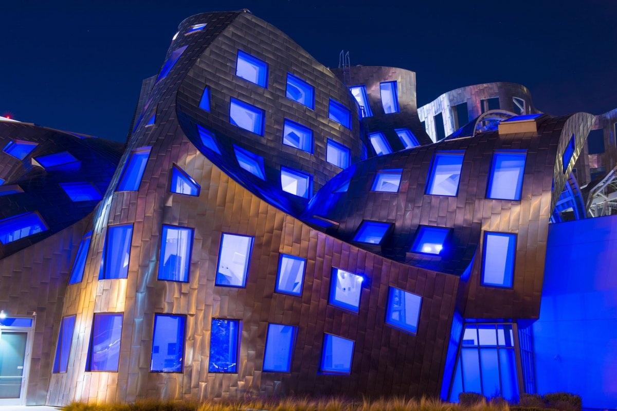 Trung tâm nghiên cứu về não Lou Ruvo, Las Vegas, tiểu bang Nevada, Mỹ