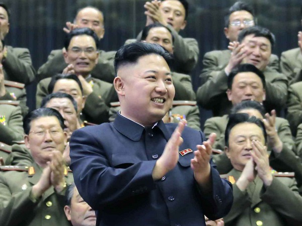 Nhà lãnh đạo CHDCND Triều Tiên Kim Jong-un. (Nguồn: Yonhap/TTXVN)