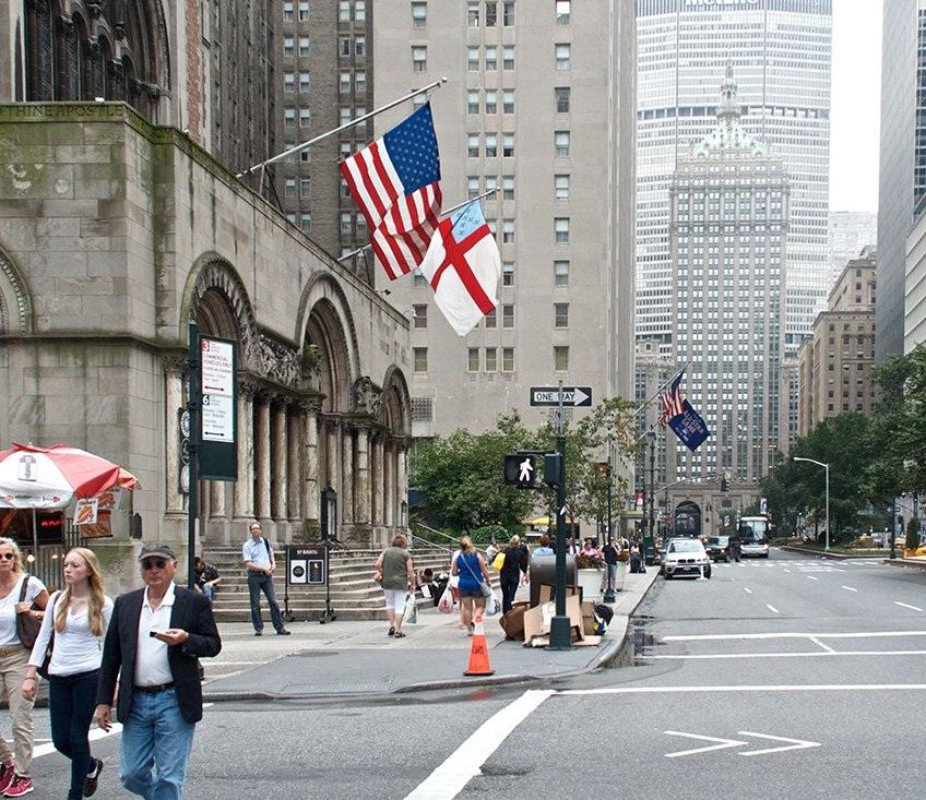 Và đây là hình ảnh tòa nhà ấy ngày nay