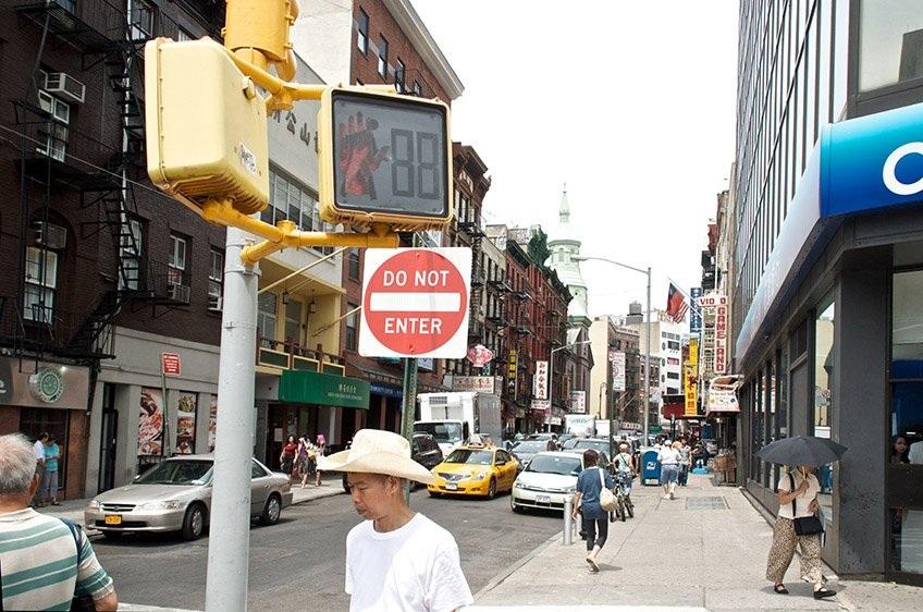 Xem New York biến đổi giữa quá khứ và hiện tại