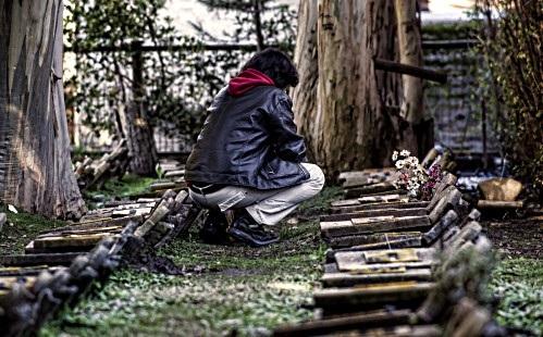 Nghĩa trang của những xác ướp, Ý