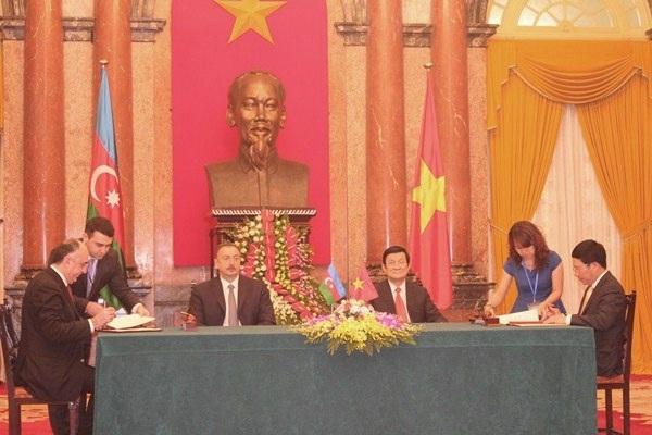 Lễ ký hiệp định về tránh đánh thuế hai lần và ngăn ngừa trốn lậu thuế