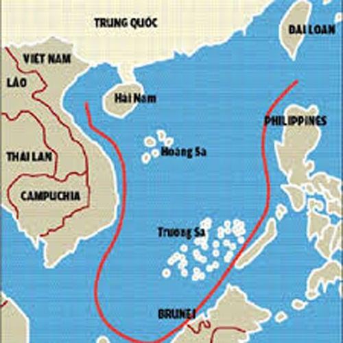 Đường lưỡi bò phi lý của Trung Quốc chiếm hơn 80% diện tích Biển Đông