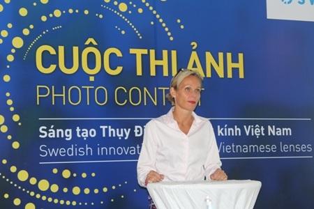 Thụy Điển mong muốn thúc đẩy văn hóa sáng tạo tại Việt Nam