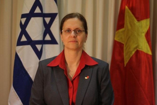 Đại sứ Israel Meirav Eilon Shahar