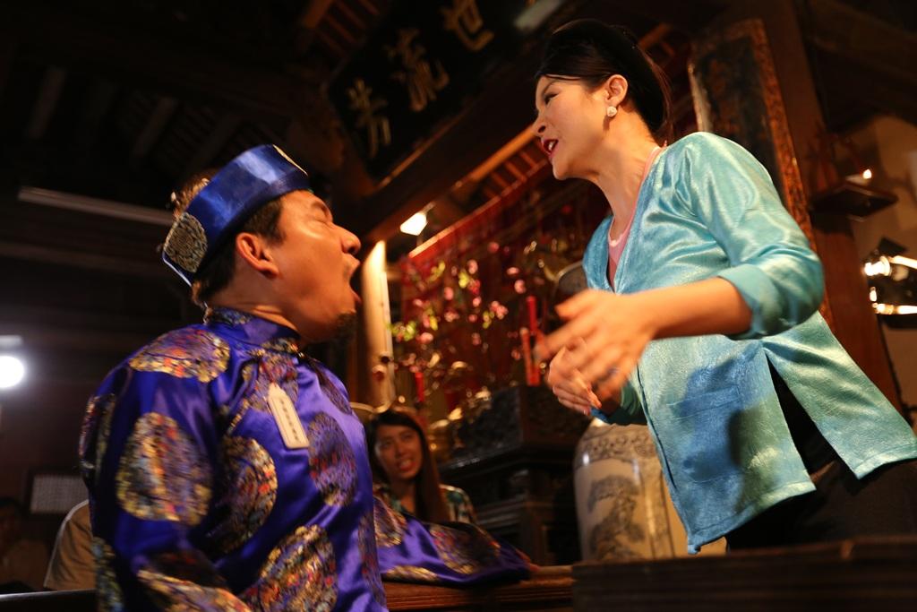 Quang Thắng đắt sô với hài Tết