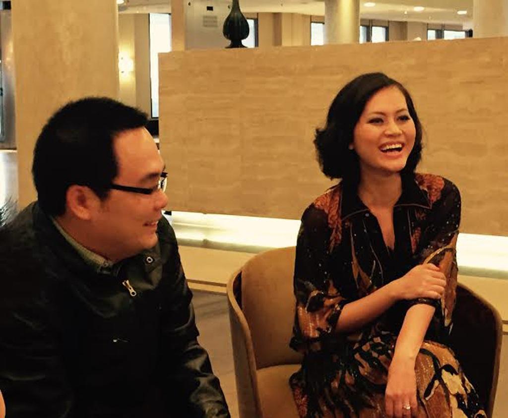 Những hình ảnh đoàn làm phim Việt Nam đang ở LHP Berlin 2015