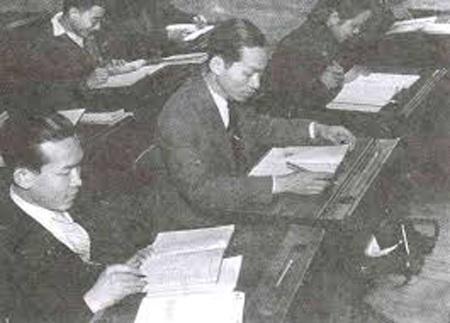 GS. Đặng Văn Ngữ thời kỳ học tập tại Nhật