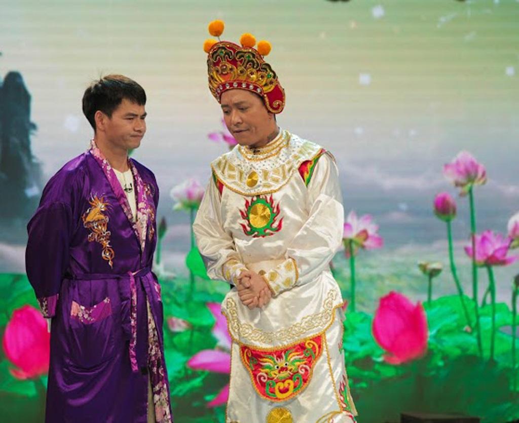 Ca sỹ Tuấn Hưng- một trong những gương mặt mới của Táo quân 2015