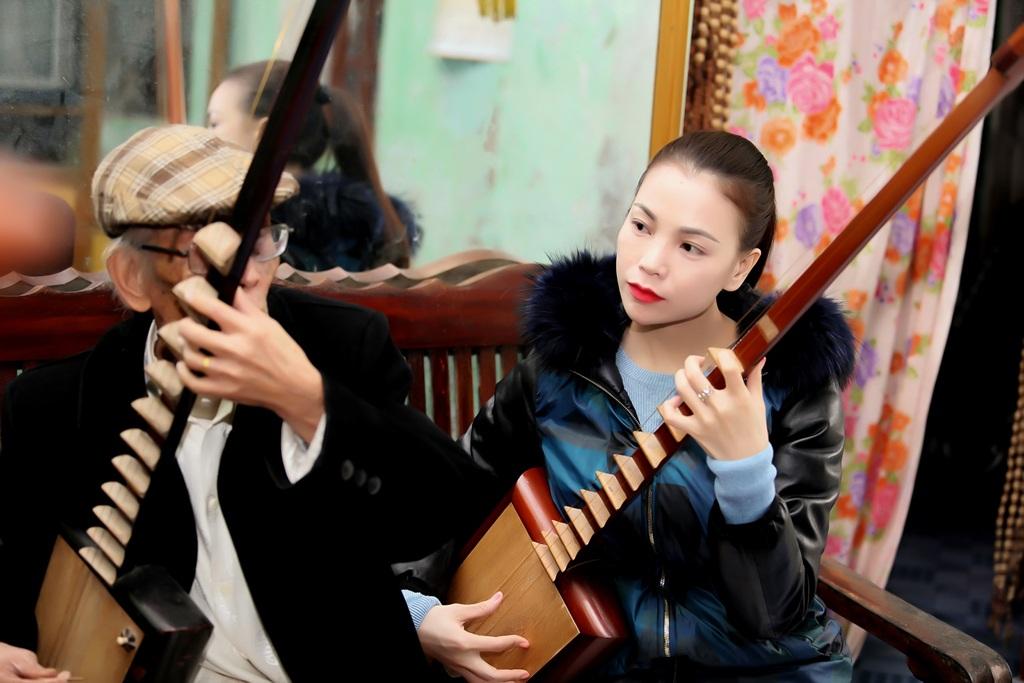 Đến thăm nghệ nhân Nguyễn Phú Đẹ