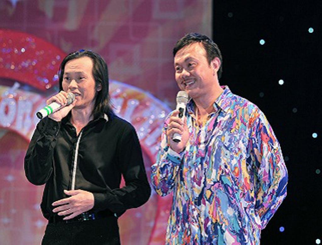 Nghệ sĩ Chí Tài là bạn diễn ăn ý lâu năm của Hoài Linh