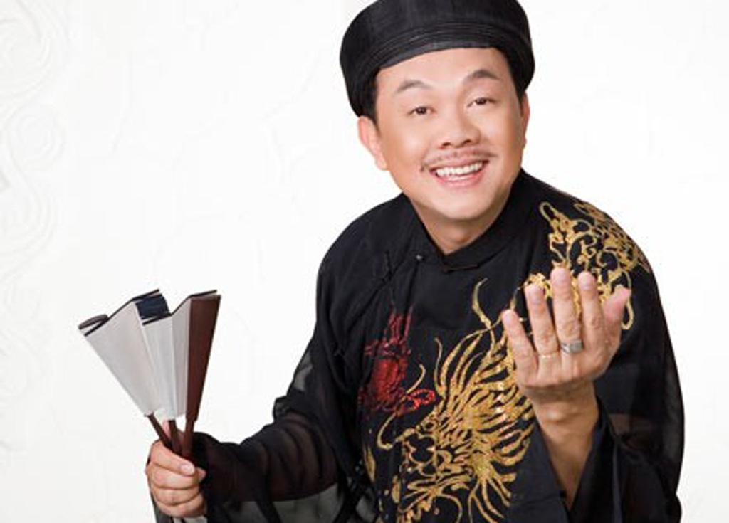 Nghệ sĩ hài Chí Tài miệt mài diễn Tết