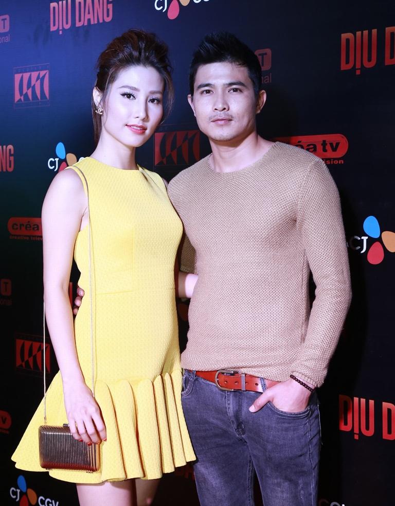 Diễn viên trẻ Diễm My, Quang Sự