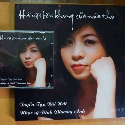 Nhạc sĩ Đinh Phương Anh- vừa sáng tác vừa hát