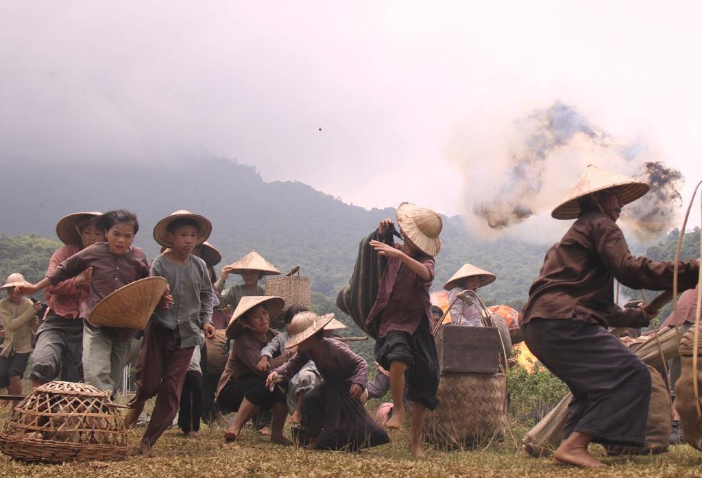 """Hình ảnh Bác Hồ và những ngày lịch sử ở Việt Bắc trong """"Người tiên tri"""""""