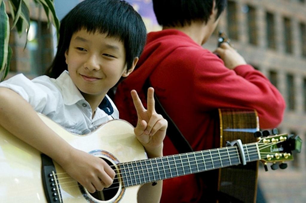 Sungha Jung sẽ có buổi biểu diễn tại Việt Nam vào 18-19/4