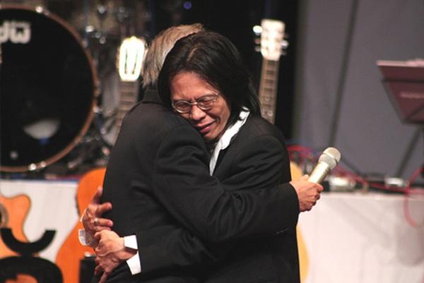 Nhạc sĩ Nguyễn Ánh 9 và con trai sẽ cùng hòa tấu