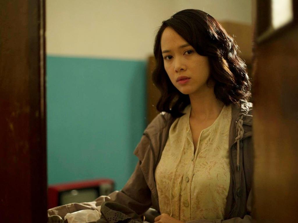 Người đẹp Vũ Ngọc Anh trong phim Quyên