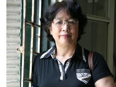Nhà văn Trần Thị Trường
