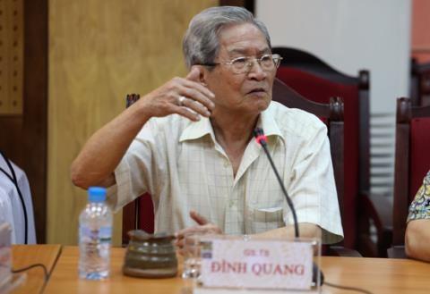 GS - NSND Đình Quang