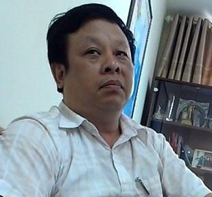 Ông Nguyễn Đăng Chương- Cục trưởng Cục Nghệ thuật Biểu diễn- Bộ VHTTDL