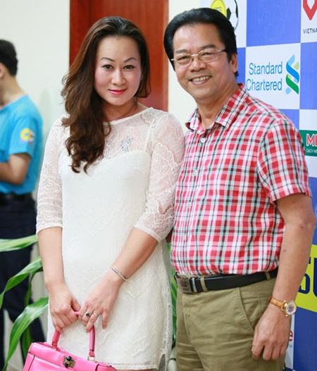 NSƯT Trần Nhượng và người vợ thứ 2