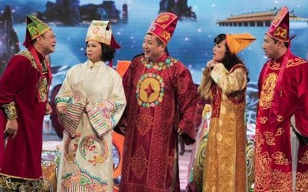 Chí Trung, Minh Hằng với những vai diễn được yêu mến trong chương trình Táo quân