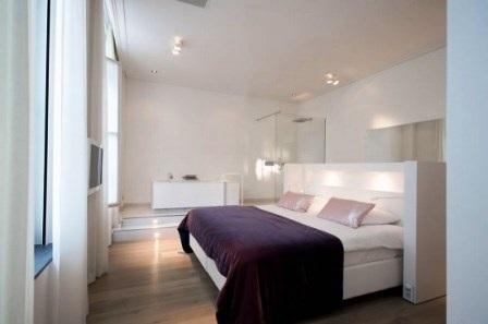 Phòng ngủ sang trọng, nội thất xa hoa