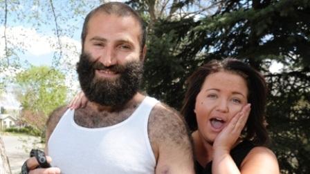 AnhIrakli Sharvadze cùng bạn gáiSheila Wilhelm