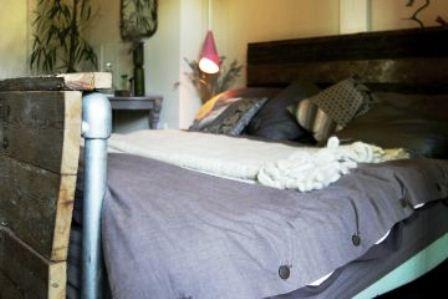 Vợ kiện chồng ra tòa vì… làm gãy giường