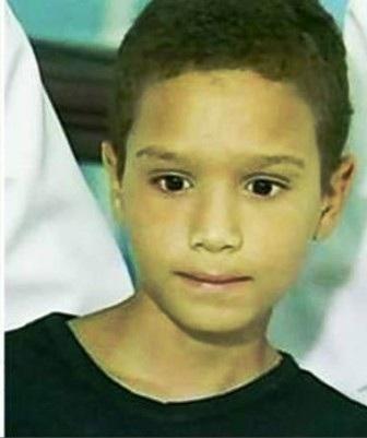 Cậu bé Weverton Silva