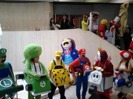 Nhân vật Super Mario trong Game nổi tiếng