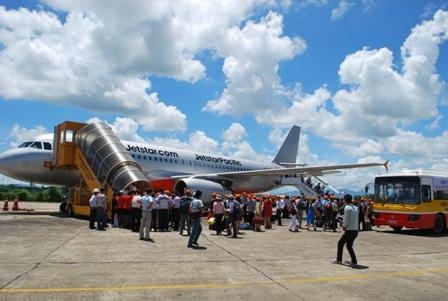Jetstar Pacific mở đường bay Hà Nội - Băng Cốc